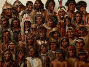 indianer (inte samer)